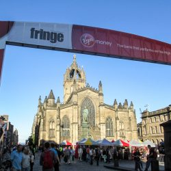 Edinburgh's Fringe Festival: A Survival Guide