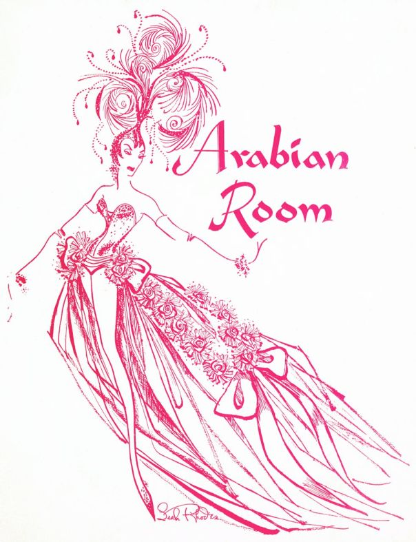 Arabian Room