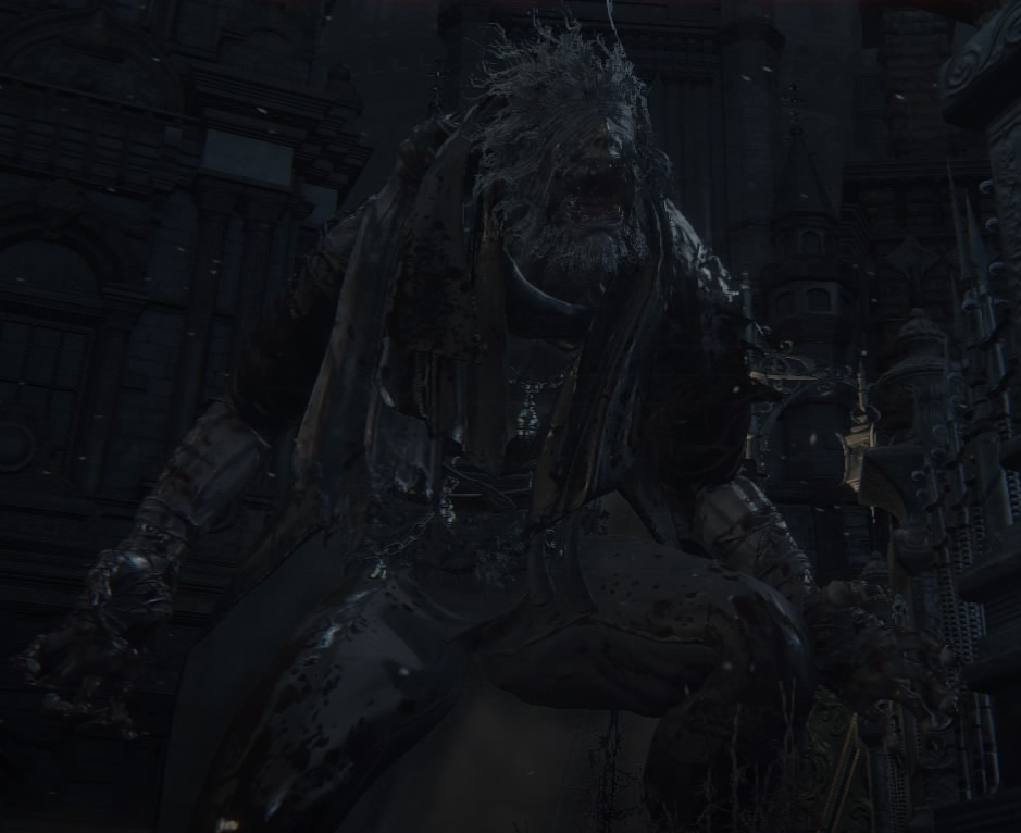 Wasting Time Quotes Wallpaper Father Gascoigne Bloodborne Wiki