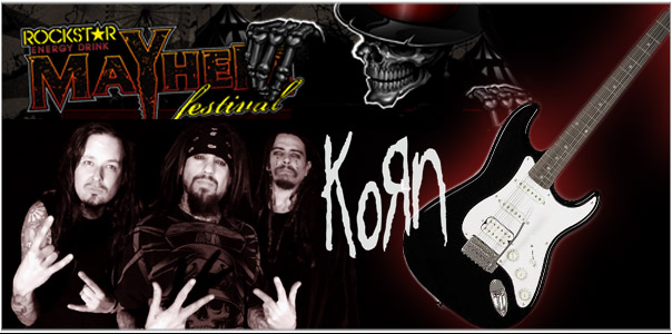 korn concours guitare