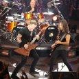 Metallica à posté sur Facebook des nouvelles photos du «World Magnetic Tour» de Brisbane, Australie – Entertainment Centre Le reste des photos sont dispo ici