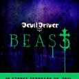 On peut dire que DevilDriver sont des rapides puisqu'à peine un an après la sortie de leur dernier album, ils en annoncent un nouveau. En effet, l'album «Beast» est prévu...
