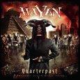 Mayan, le nouveau groupe formé par le guitariste d'Epica, nous révèle l'artwork de son premier album nommé «Quaterpast». Celui ci est prévu dans les bacs pour le 20 Mai prochain.