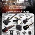 Un concours organisé par le Hellfest et par Woodbrass vous permettra peut être de gagner vos instruments Woodbrass. Pour participer il vous suffit de s'inscrire sur Woodbrass et de cliquer...