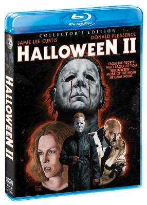 Halloween II Bluray