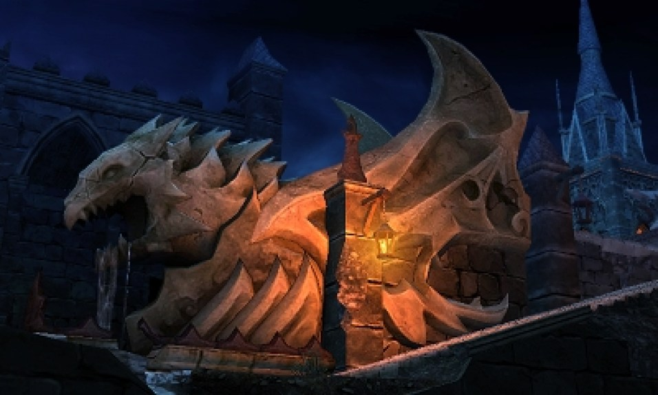 Castlevania Lords Of Shadow Mirror Of Fate (5)