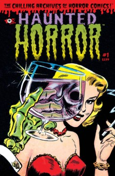 Haunted Horrors _1 Cover LR