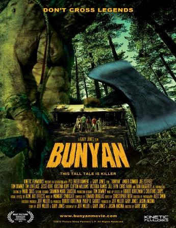 BUNYAN new poster