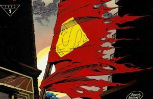 death of Superman-Vol.-2-75-1993-Cover