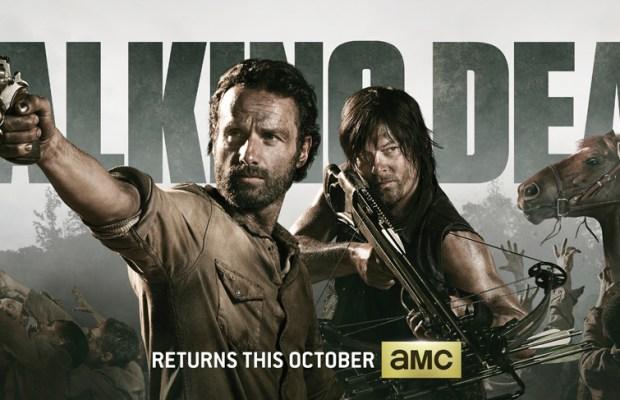 The Walking Dead-banner