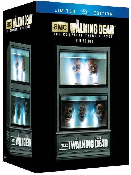 WALKING DEAD SS3 LTD BOX 3d