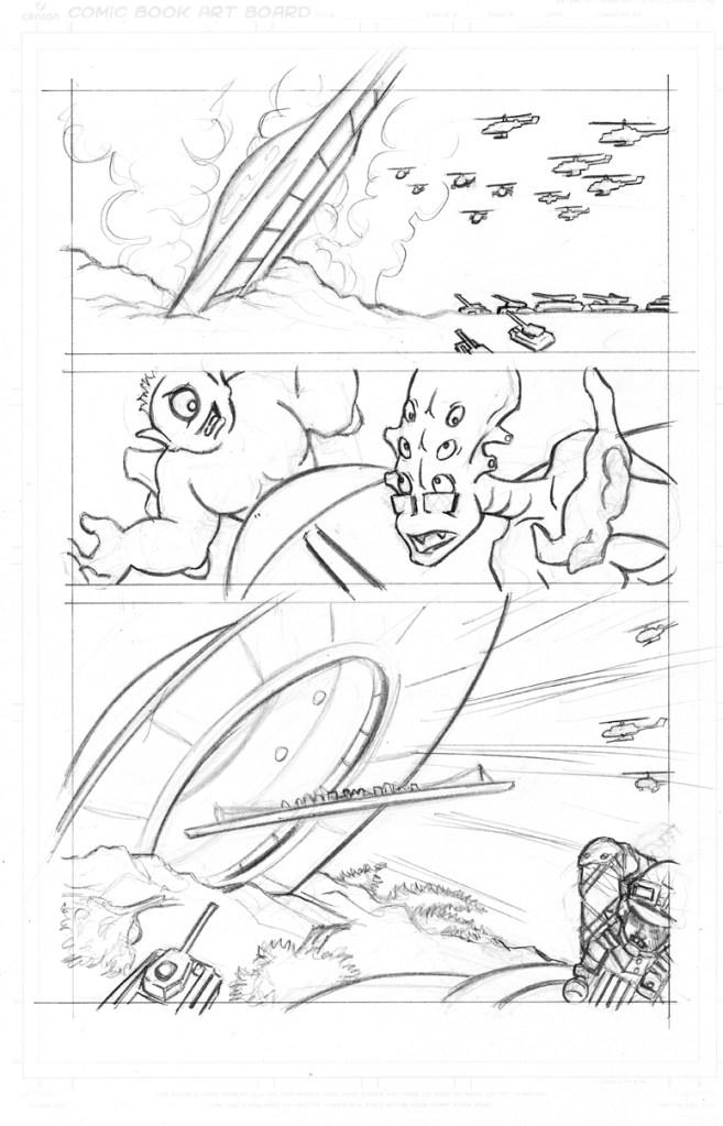 RHR II Comic Page BB