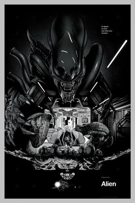 Martin Ansin - Alien