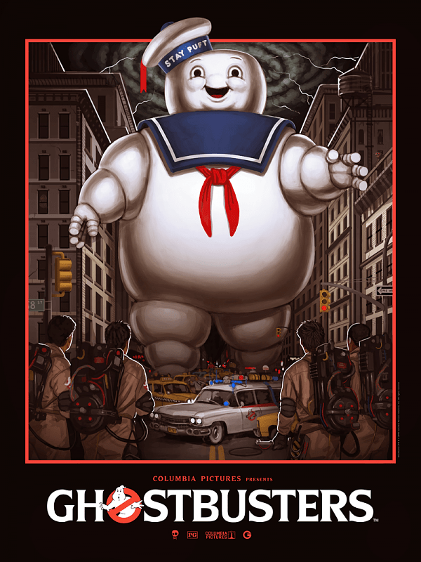 Mike Mitchell Ghostbusters