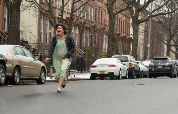 LYLE - Movie Still, Gaby Hoffmann (photo by Mary Cybulski)
