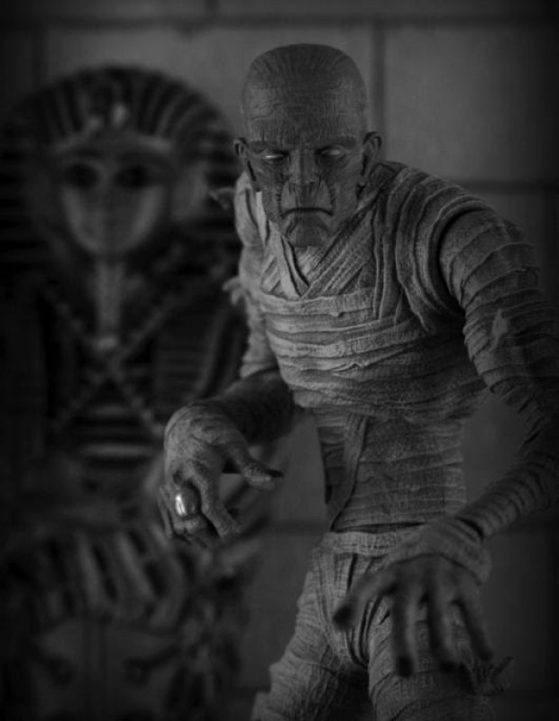 The Mummy Mezco