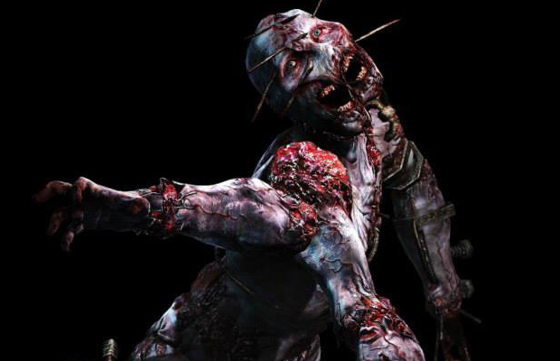 these resident evil revelations 2 monsters are gross