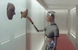 EX MACHINA | via A24