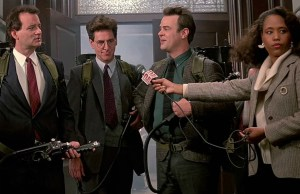 Courtroom Battle Egon: Ghostbusters 2 Mattel