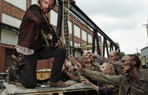 Andrew Lincoln as Rick Grimes - The Walking Dead _ Season 5, Gallery - Photo Credit: Frank Ockenfels 3/AMC