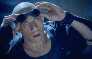 Vin Diesel in PITCH BLACK