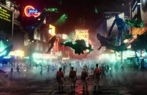 GHOSTBUSTERS trailer 2016 via Sony