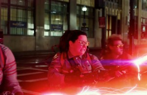 GHOSTBUSTERS trailer 2016 via Sony