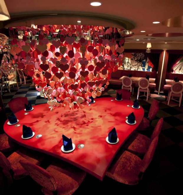 You have to visit these 8 horror themed bars bloody for Best valentines restaurants nyc