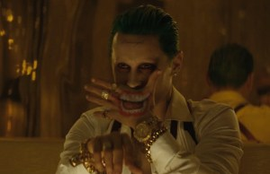 SUICIDE SQUAD the Joker via Warner Bros. Jared Leto