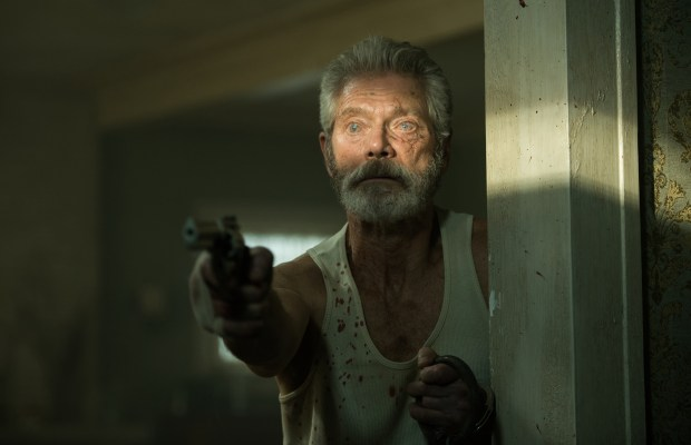 DON'T BREATHE courtesy of Sony