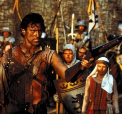 ARMY OF DARKNESS via Universal