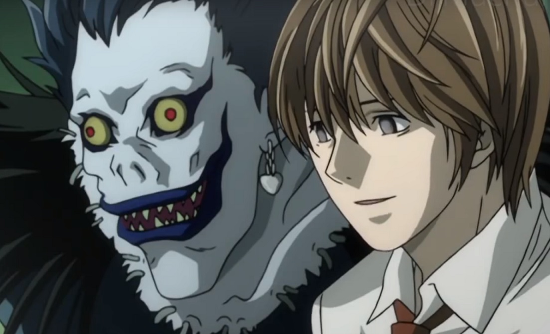 Animated \u0027Death Note\u0027 Characters React to Netflix\u0027s \u0027Death Note - death note