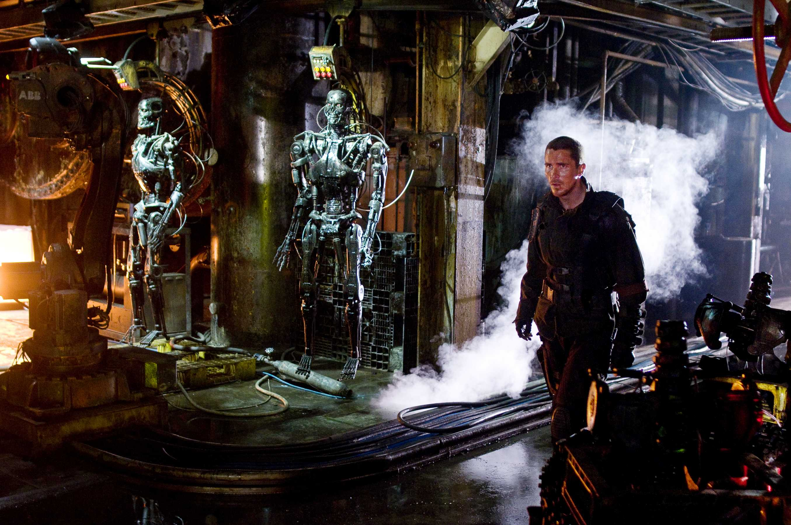 Terminator Salvation Christian Bale Took Terminator Salvation Role Out Of Spite