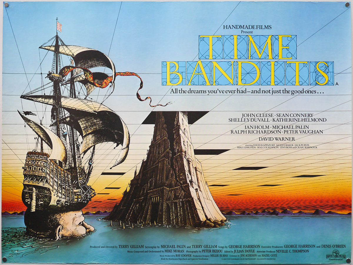 Watch Out! Time Bandits Poster