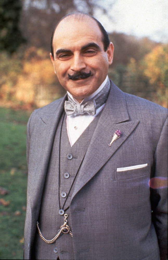 Suchet to film remaining Poirot stories (3/4)