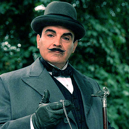 Suchet to film remaining Poirot stories (1/4)