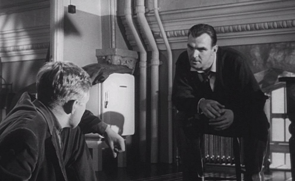 Joseph Losey's crime movies (3/5)