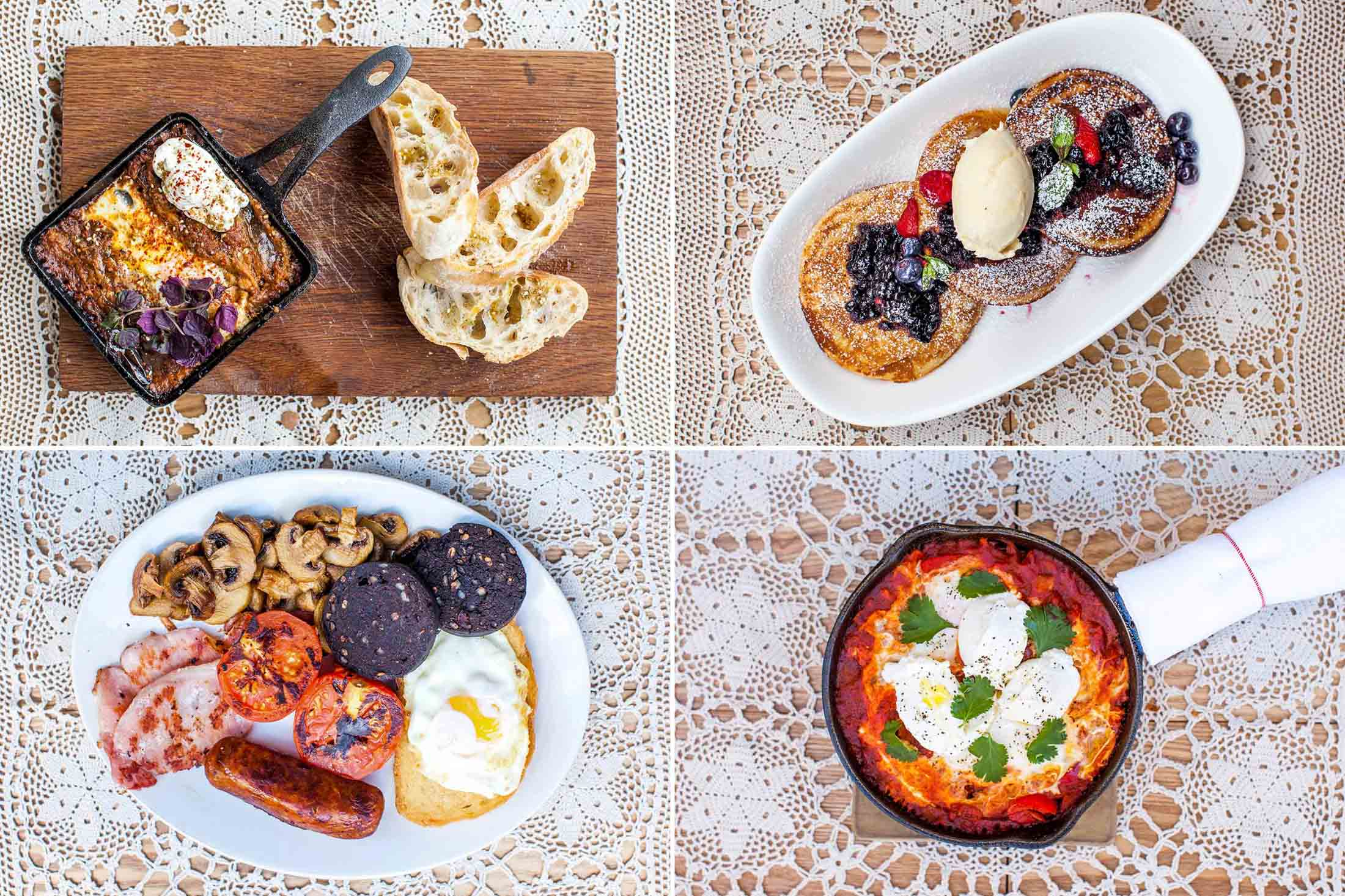 Brunch Best The Best Breakfast In London According To Top Chefs