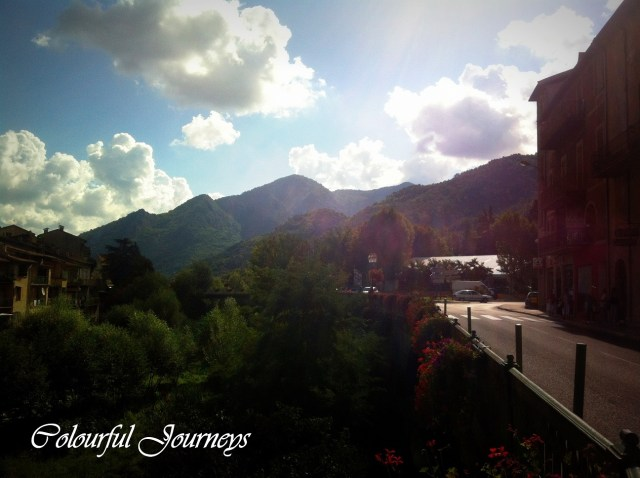 Leaving Sospel