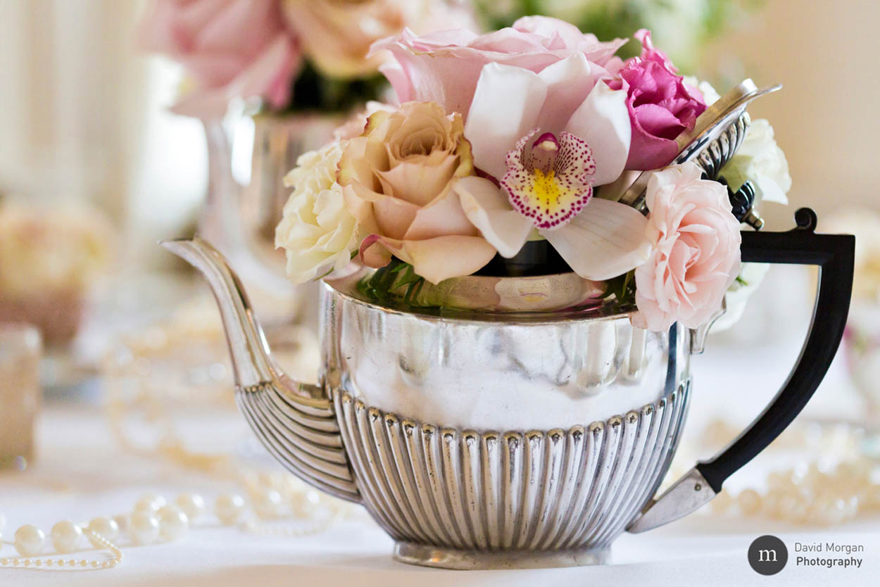 The Grove - Wedding Flowers by Blooms and Bows
