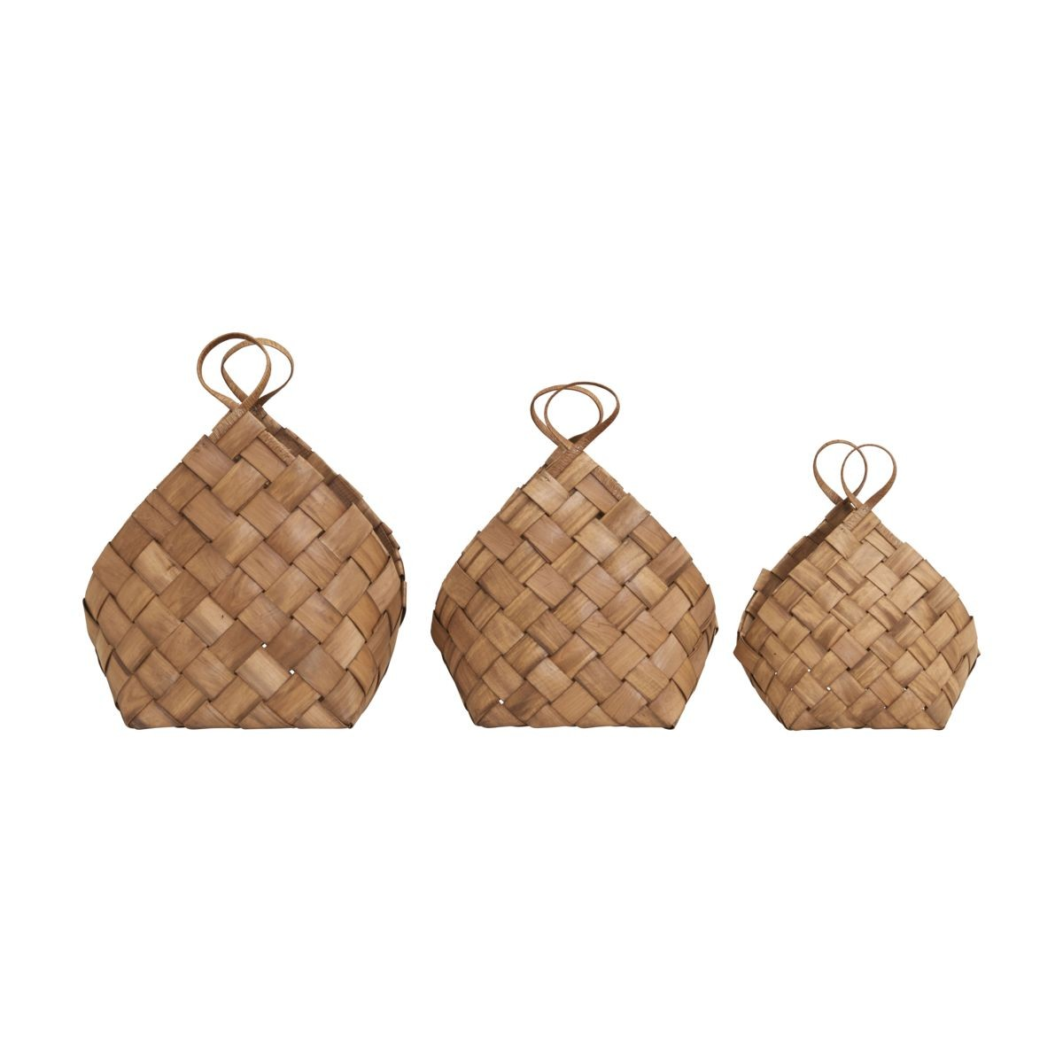 House Doctor Decke Conical Korb Set