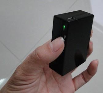 Até 10 Metros Mini Super Bloqueador de Celular e 3G
