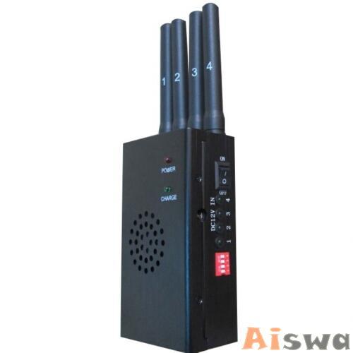 Bloqueador de GPS Profissional GPS - GSM - 3G -GPRS 3