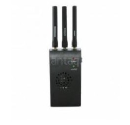 Bloqueador de Sinal CELULAR GSM900GSM1800GSM850-2G-3G Refrigerado