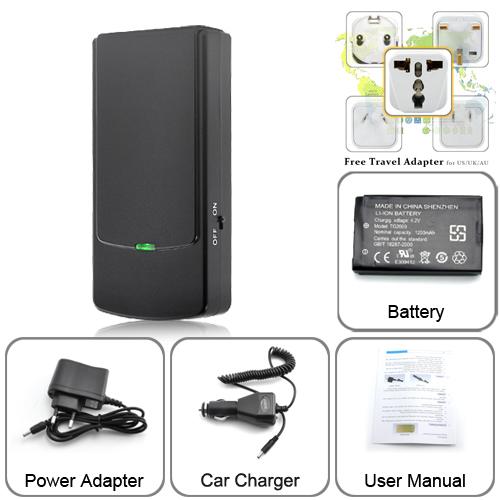 Bloqueador Celular 3G