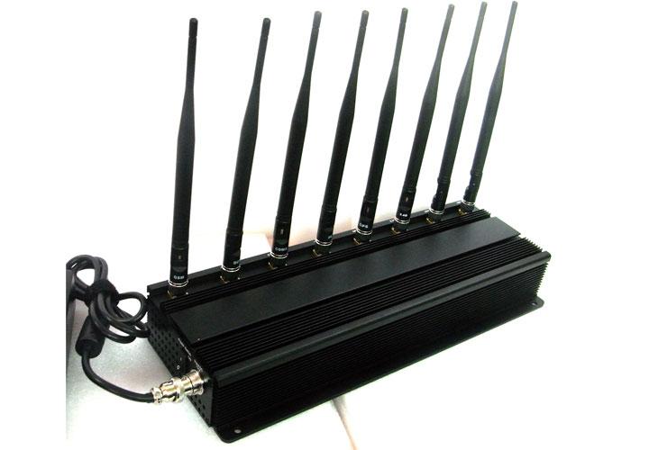 Inhibidor de Frecuencias 8 Antenas