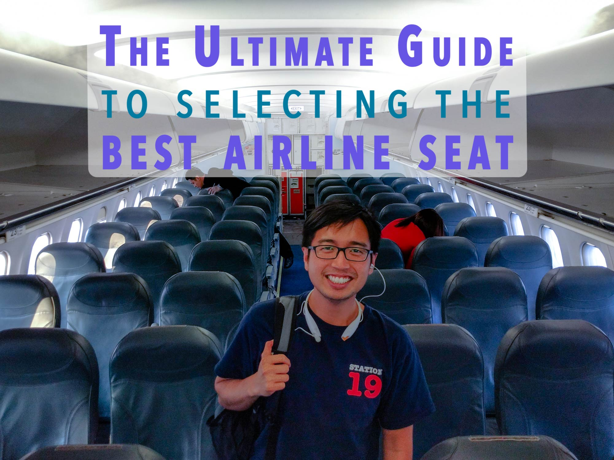 How To Pick An Airline Seat: Tips For Pro Travelers