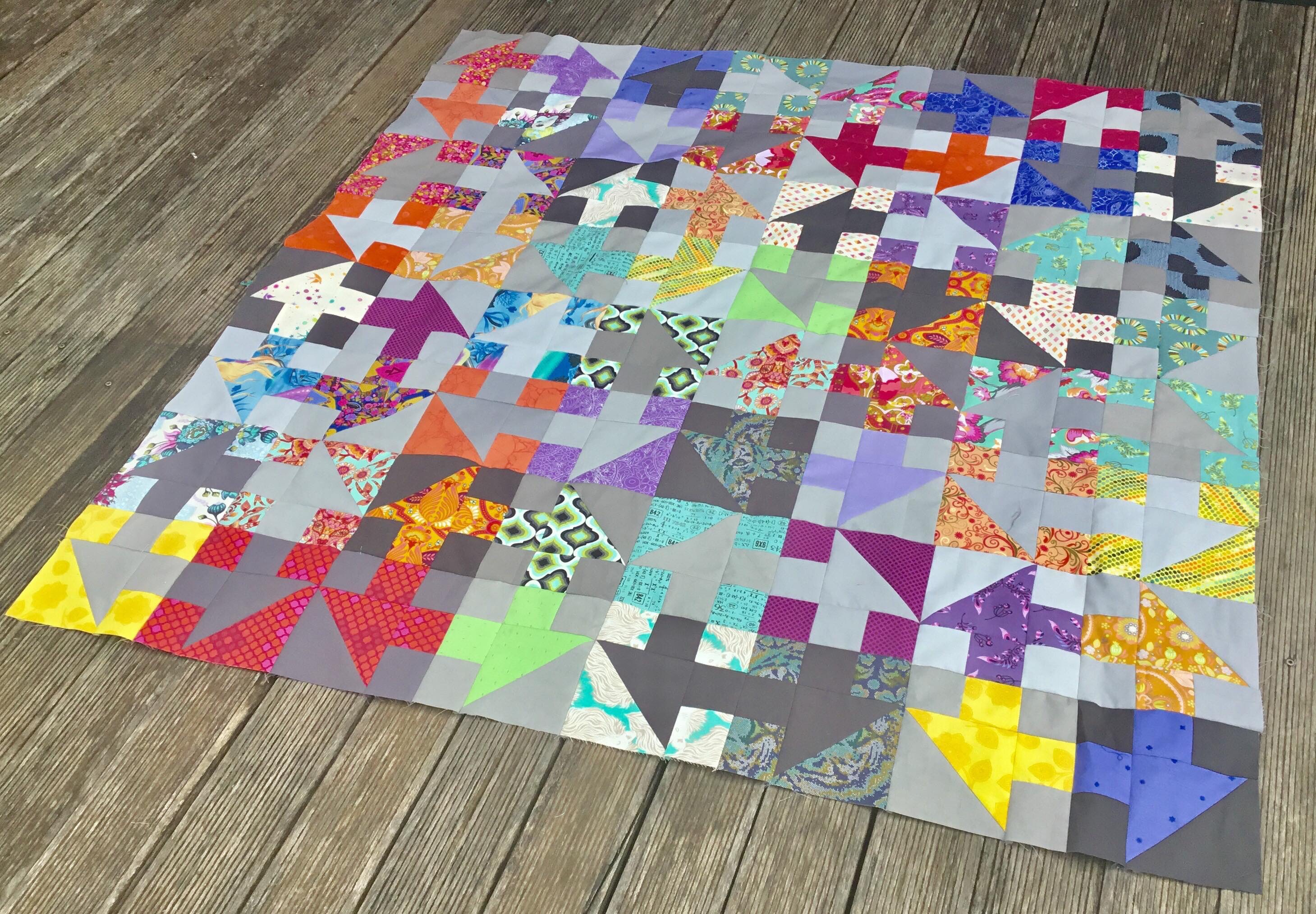 Baby Quilts.com Double Dash The Pattern Testers Quilts Blossom Heart Quilts