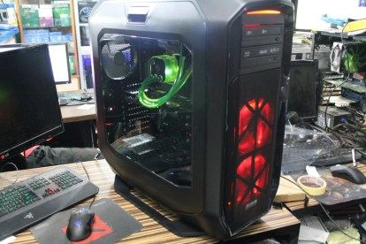Blossom's Project Corsair 780T