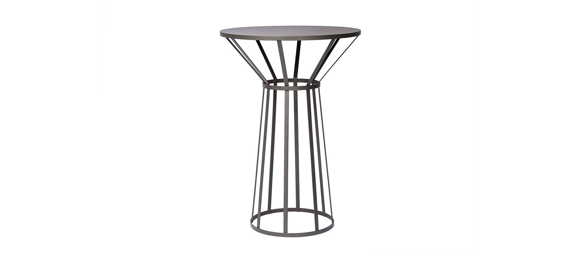 Petite Table Bistrot Table Bistrot Hollo Petite Friture Blou